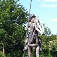 Victor and Vanquished ~ Symbol of The Battle of Tewkesbury