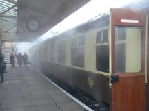passengers approaching