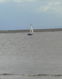 Burnham Sailboat