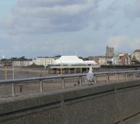 Burnham Seagull and pavilion