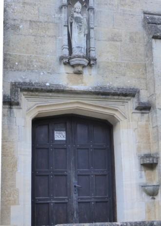 Holy Door, St Peters Grange