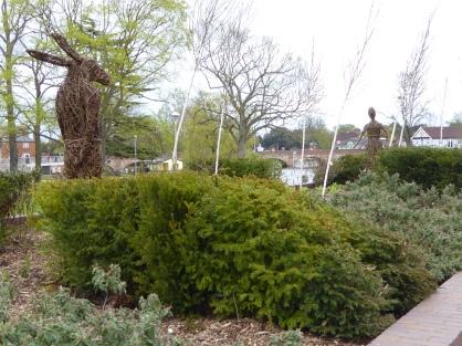 The Stratford garden