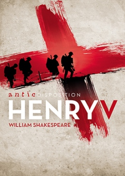 Henry V by Antic-disposition