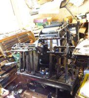 1938 Heidelberg Printing Press