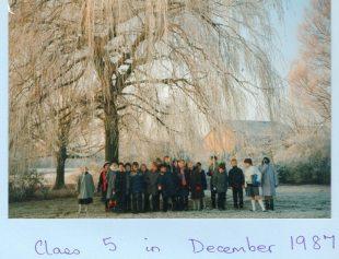 Year 5 December 1987