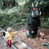 the mouse meets the Gruffalo