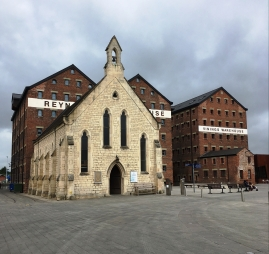 Mariners Church Gloucester Docks