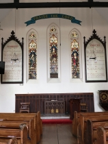 Inside the Mariners Church