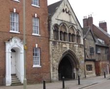medieval Gloucester