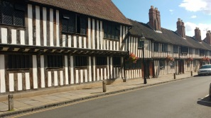guild hall and almshouses