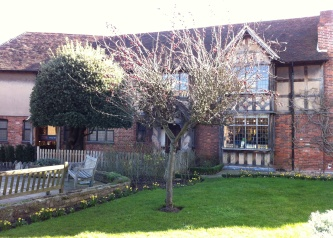 Shakespeare's Birthplace Trust Museum and Study centre