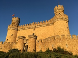Castle in Manzanares