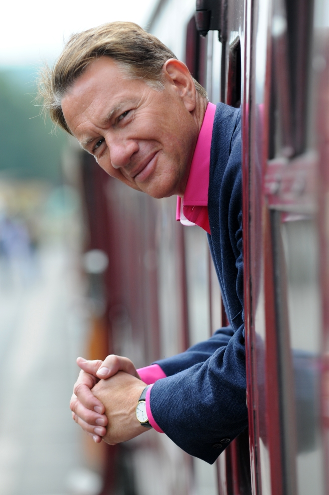 Michael Portillo Rail Journeys