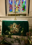 Splendid altar cloth