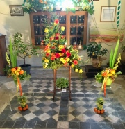 Oranges and Lemons in the bell tower