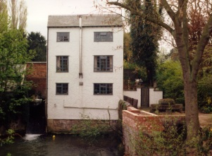 River Chelt Barratts Mill